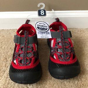 OshKosh B'gosh Toddler Boy Bump Toe Sandal Sneaker